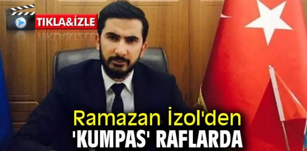 Ramazan İzol'den 'Kumpas' raflarda